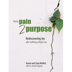 From Pain 2 Purpose (Aug 2021)