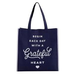 Tote Bag-Nylon-Begin Each...