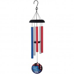 Wind Chime-God Bless The...