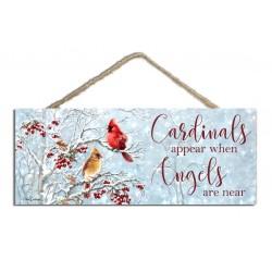 Sign-Cardinals Appear...