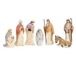 Nativity Set-7 Piece More...