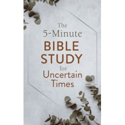 The 5-Minute Bible Study...