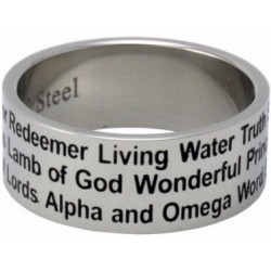 Ring-Names Of Jesus-Style...