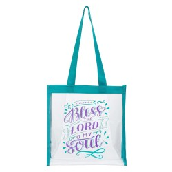 Tote Clear Bless The Lord...