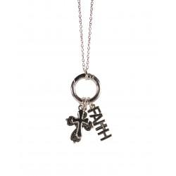 Necklace-Faith Cluster