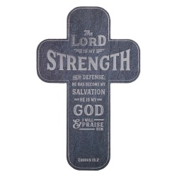 Cross Bookmark The Lord is...