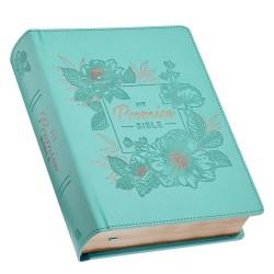 KJV My Promise Bible-Teal...