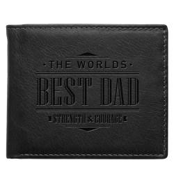 Wallet Leather Best Dad...