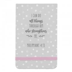 Linen Notepad-Philippians...