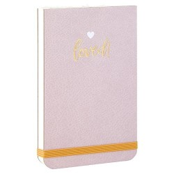 """Notepad-Loved (3.5"""" x 5.5"""")"""