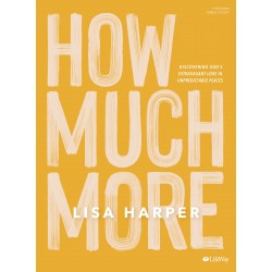 How Much More Bible Study Book