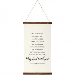 """Canvas Scroll-Blessing (24""""..."""