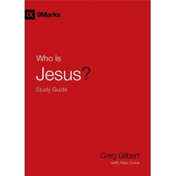 Who Is Jesus? Study Guide...