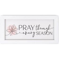 Wall Decor-Pen & Ink-Pray...