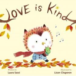 Love Is Kind-Board Book