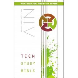 NIV Teen Study Bible-Hardcover