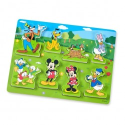 Puzzle-Disney Mickey Mouse...