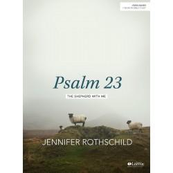 Psalm 23 Bible Study Book