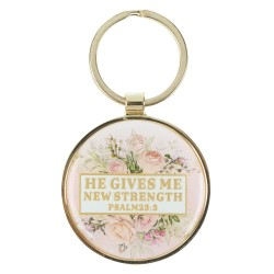 Keyring-He Gives Me New...