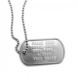 Necklace-Stainless-Peace...