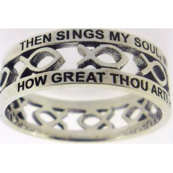 Ring-How Great Thou...