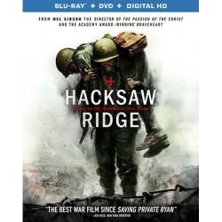 DVD-Hacksaw Ridge (Blu Ray)
