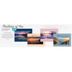 Card-Boxed-Thinking Of...