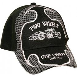 Cap-Two Wheels  One...
