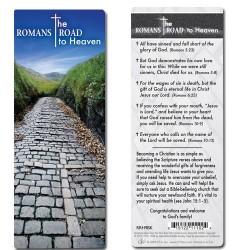 Jumbo Bookmark-The Roman...