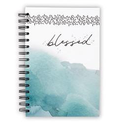 Grid Dot Journal-Blessed...