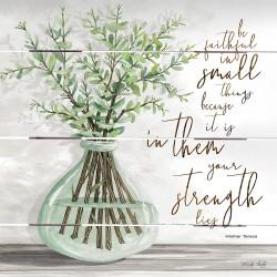 Pallet Art-Be Faithful (10...