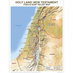 Chart-Holy Land: New...