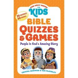Bible Quizzes & Games