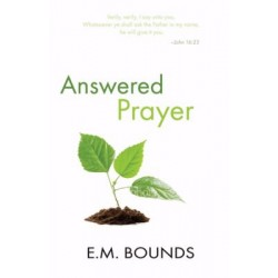 eBook-Answered Prayer