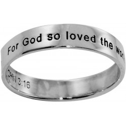 Ring-John 3:16-Style...