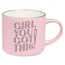 Mug-Bless Your Soul-Girl...