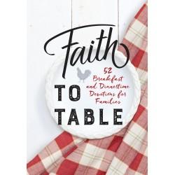 Faith To Table
