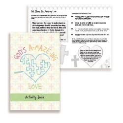 God's Amazing Love Activity...