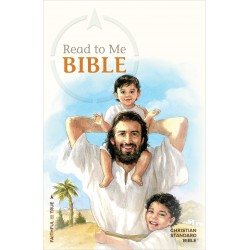 CSB Read To Me Bible-Hardcover