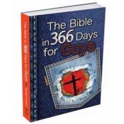 Bible In 366 Days For Guys