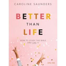 Better Than Life Bible...