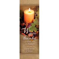 Bookmark-We Give Thanks To...