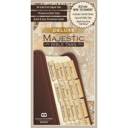 Bible Tab-Deluxe Majestic
