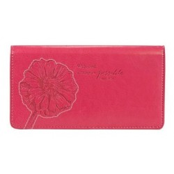 Checkbook Cover-With...