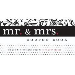 Coupon Book-Mr & Mrs