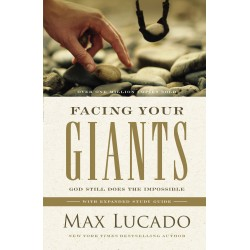 Facing Your Giants-Hardcover
