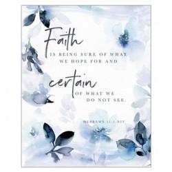 """Magnet-Faith Is (3"""" x 3.75"""")"""