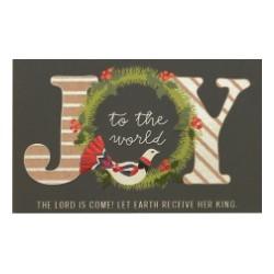 Pass-Around Card-Joy To The...