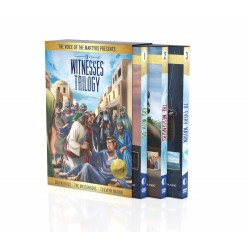 DVD-Boxed Set-The Witness...