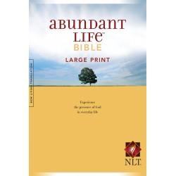 NLT Abundant Life...